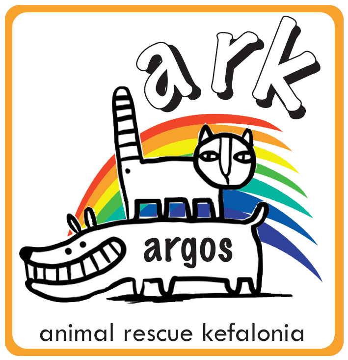Logo Animal Rescue Kefalonia
